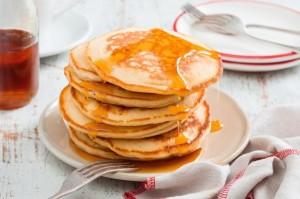 Minna's Mat Pancakes